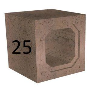 ZUGMODULE 25 CM