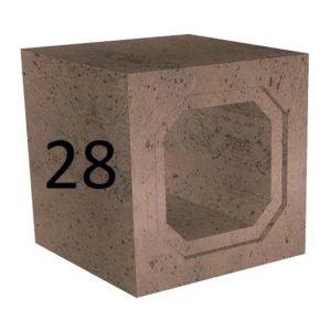 ZUGMODULE 28 CM